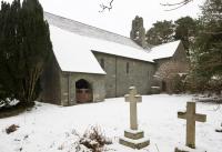 Eglwys Sant Marc, Y Brithdir