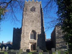 St Beuno, Clynnog Fawr - ar Ffordd y Pererinion