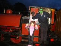 Trenau Calan Gaeaf, Rheilffordd Talyllyn